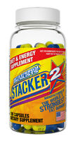 Stacker 100ct bottle Energy & Weight Loss Supplement Exp. 11/2023
