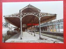 PHOTO  FELIXSTOWE RAILWAY STATION 19/2/84 VIEW 4
