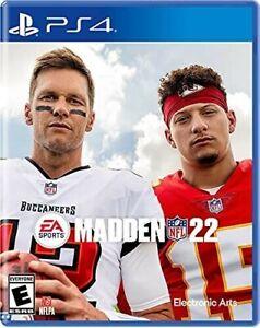 Madden NFL 22 - Sony PlayStation 4