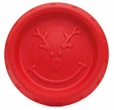 Rosewood Easy Throw Festive Frisbee For Dogs