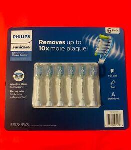PHILIPS SONICARE C3 PREMIUM PLAQUE CONTROL 6 BRUSH HEADS HX9046/71