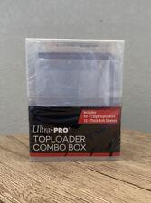 Ultra PRO 3x4 inch Regular Toploader - 25 Pack