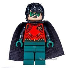 LEGO SUPER HEROES DC COMICS - MINIFIGURA ROBIN SET 76034 - ORIGINAL MINIFIGURE