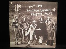 IF Not Just Another Bunch Of Pretty Faces Capitol Records ST-11299 Vinyl LP