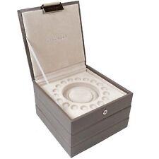 Dulwich encanto Perlas Pulsera Joyero Cargadores Pilas conjunto de 3 in (approx. 7.62 cm) color visón