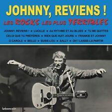 CD Johnny, Reviens Les Rocks les plus Terribles NEUF sous cellophane