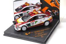 1:43 Vitesse Mitsubishi Lancer Evo X Rally Japan Zero Car NEW bei PREMIUM-MODELC
