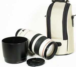 Canon EF 100-400mm f/4.5-5.6 L IS Lens - In Fantastic Condition