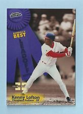 KENNY LOFTON 1998 SPORTS ILLUSTRATED EXTRA EDITION /250