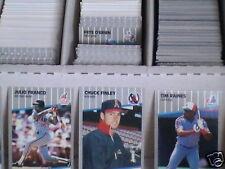 1988-1989 Fleer +Update Baseball pick 40 comp.your set