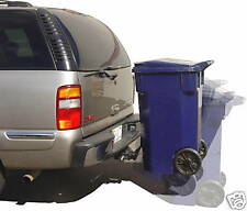 Trash Cart / Garbage Can Carrier -Single Cart Carrier