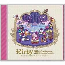 Kirby 25th Anniversary Orchestra Concert Japan Game Music 2 CD Set NEW Tracking