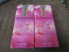 2x EAD Jardin en Fleurs Compare to Bombshell in Bloom Victoria'Secret 2.5 oz NIB