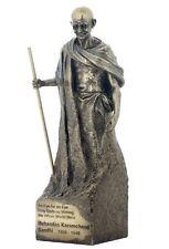 11.75 Inch Mohandas Gandhi India Leader Religious Statue Figurine Figure