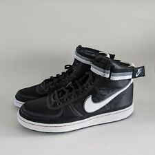 "Nike Vandal High Supreme ""Black/White"" 318330 001 US Size 9.5"