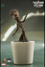 HOT TOYS 1/4 QS004 MARVEL GUARDIANS OF THE GALAXY LITTLE GROOT 12CM TALL FIGURE