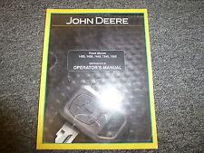 John Deere 1420 1435 1445 1545 1565 Front Mower Owner Operator Manual OMTCU21473