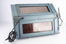 Vintage Thomas Duplex Super SafeLight Darkroom Light Tested V11
