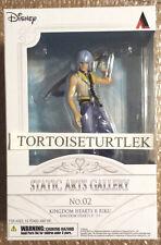 Square Enix Static Arts Gallery Kingdom Hearts II Riku Figure