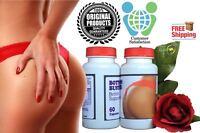 BOTTOM BUSTER Butt pills 60 capsules Enhancement Up Lift UpLift cola Gluteos