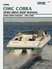 1994-2000 OMC Cobra Stern Drive Repair Manual SX DPS 95 1996 1997 1998 1999 B739