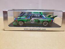 SPARK S1570 BMW 3.5 CSL #43 LM 1976  1/43