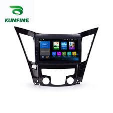 Android 7.1 Octa Core Car DVD Stereo Player GPS Sat Nav For Hyundai Sonata 11-14