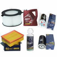 Inspektionspaket Pollenfilter VW T4 2.5 TDI ab 01/96 + Motoröl + Geschenk