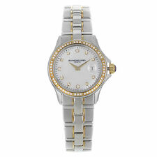 Solid Gold Case Dress/Formal Round Watches