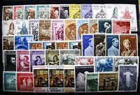 Vatikan Vaticano Jahrgang 1963 + 1964 komplett postfrisch ** MNH year set