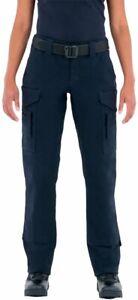 5.11 Tactical women Size 8 Navy Blue EMS Cargo Work Pants