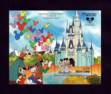 SIERRA LEONE - 1987- DISNEY - TOKYO DISNEYLAND = MICKEY - MINNIE - MINT S/SHEET!