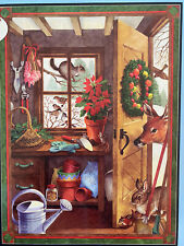 The Potting Shed Puzzle Bits And Pieces 1000 Pieces Susan Detwiler Christmas
