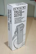 Official Atari Lynx Battery Pack - Model PAG3325 - Boxed New