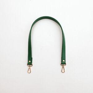 60cm Bag Belt Shoulder Strap PU Leather Handle Strap Replacement Belt Bag Handle