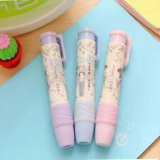 Rubber Eraser Gift Eraser Pen Shape Eraser School Cute Tool Student Stationery