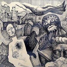 MewithoutYou - Pale Horses LP - Ox Blood w/ Bone Silver Splatter Vinyl  NEW COPY