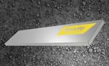 """BRUXITE professional HB500 wear resistant plate 3/8"""" x 3"""" Length: 84"""""""