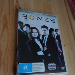BONES Complete Season One Collection DVD Video 6 Disc Set Emily Deschanel COMEDY
