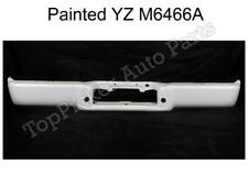 Painted Oxford White YZ/M6466A Rear Bumper Bar W/O Hole For 04-08 F150 Styleside