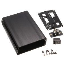 DSK T12-D Digital Soldering Iron Station Aluminum Alloy Shell Case Cover DIY Kit