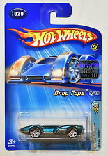 HOT WHEELS 2005 FIRST EDITIONS SPEED BUMP DROP TOPS 9/10 #029 FACTORY SEALED