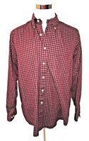 Brooks Brothers Men's Long Sleeve Dress Shirt Size Large