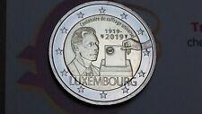 2 euro 2019 Lussemburgo Luxembourg Luxemburg Luxemburgo Suffrage sacchettino bag