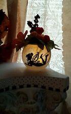 Fairy lantern, fairy house, fairy night light, fairy in jar, tinkerbell fairy