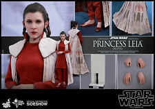 Hot Toys Princess Leia Bespin Star Wars V Empires Strikes Back 1/6 Scale Figure