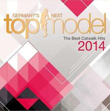 Germanys Next Topmodel-Best Catwalk Hits 2014 von Various Artists (neu + OVP)