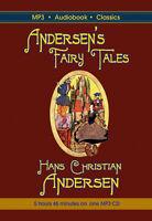 Andersen's Fairy Tales - Unabridged MP3 CD Audiobook in DVD case