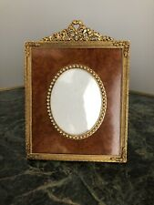 Empire Gold Brown Pearl Photo Frame, New