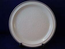Vintage Royal Doulton Lambethware TING Brown Dinner Plate England LS1012 1974
